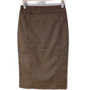 Le Chateau Pencil Skirt